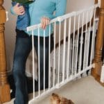 Safeway 174 Top Of Stair Baby Safety Gate